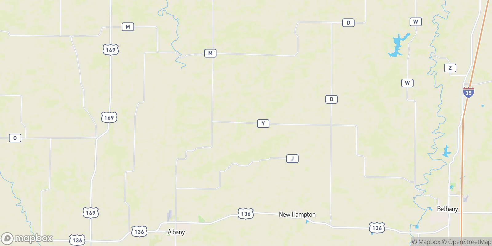 The best camping near Lone Star, Missouri