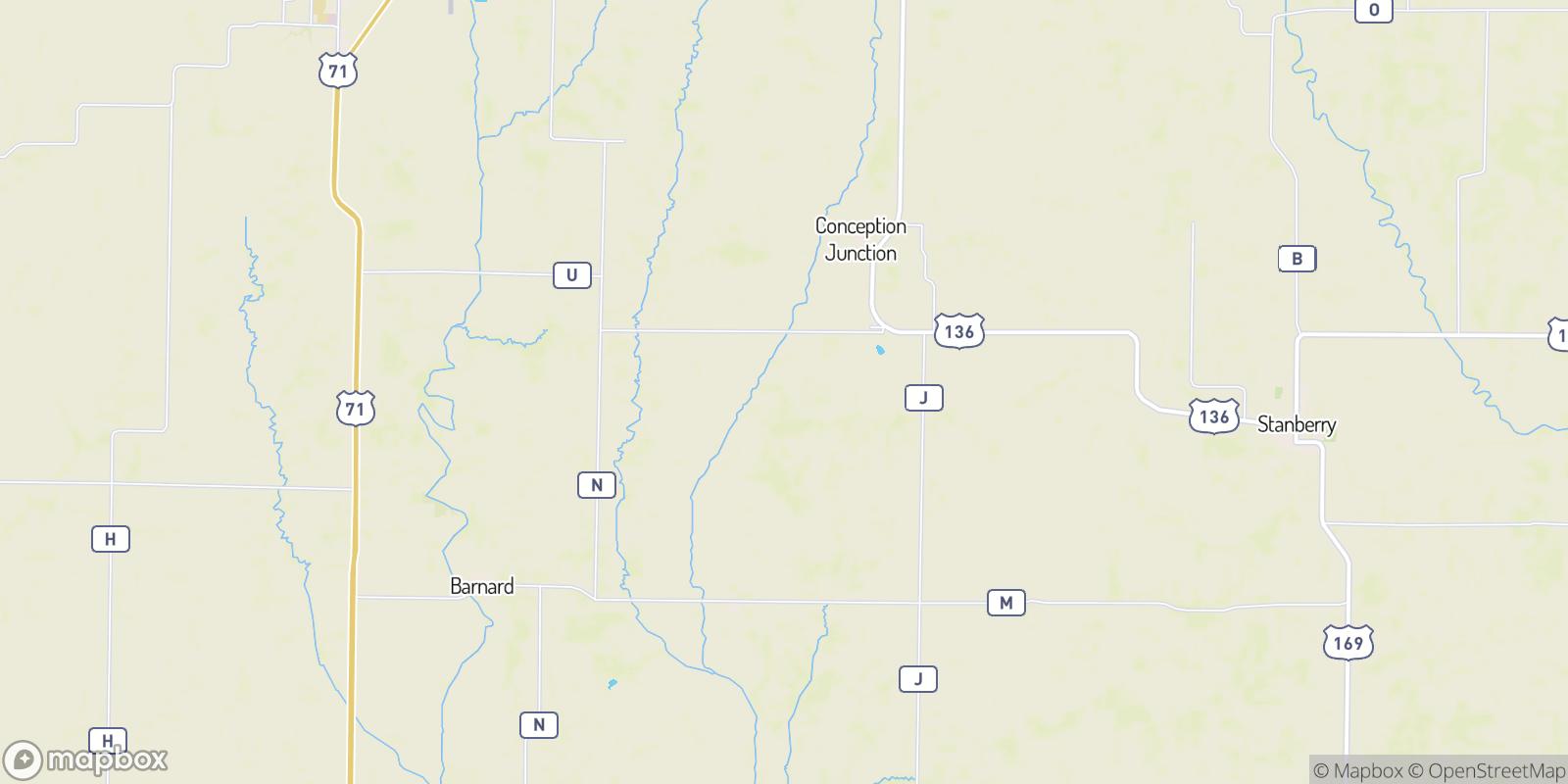 The best camping near Monastery, Missouri