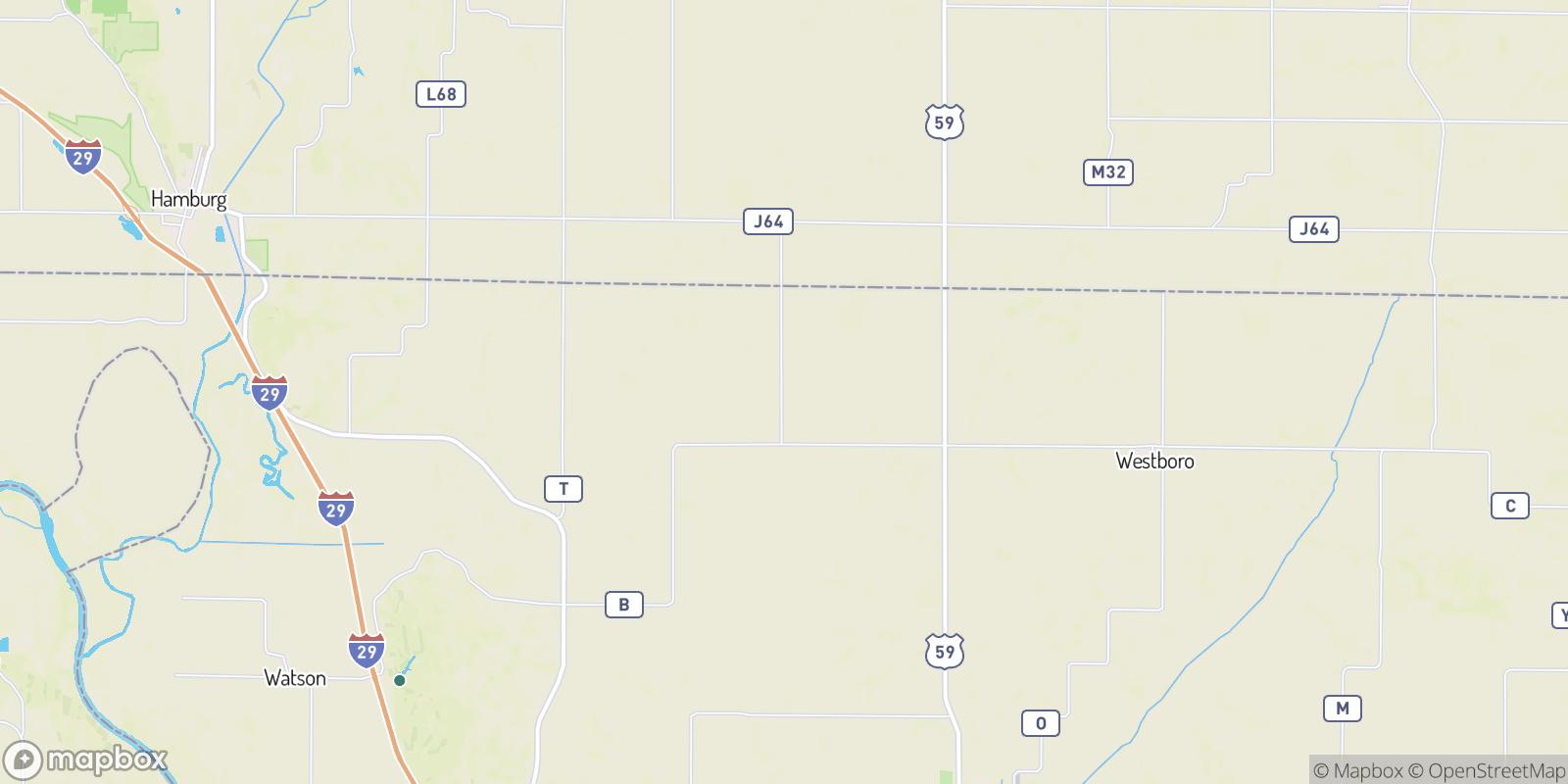 The best camping near Farmers City, Missouri