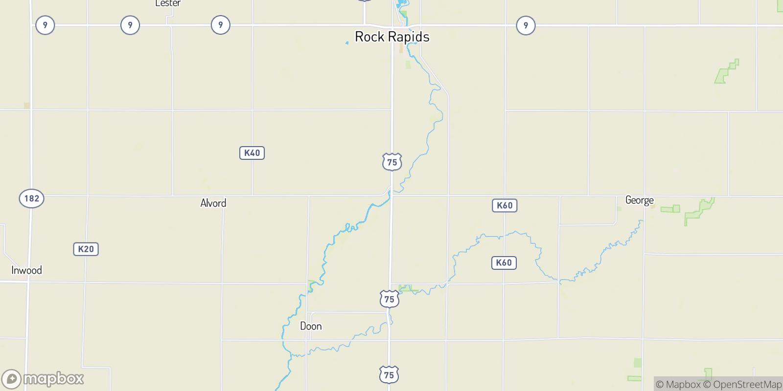 The best camping near Lakewood Corner, Iowa
