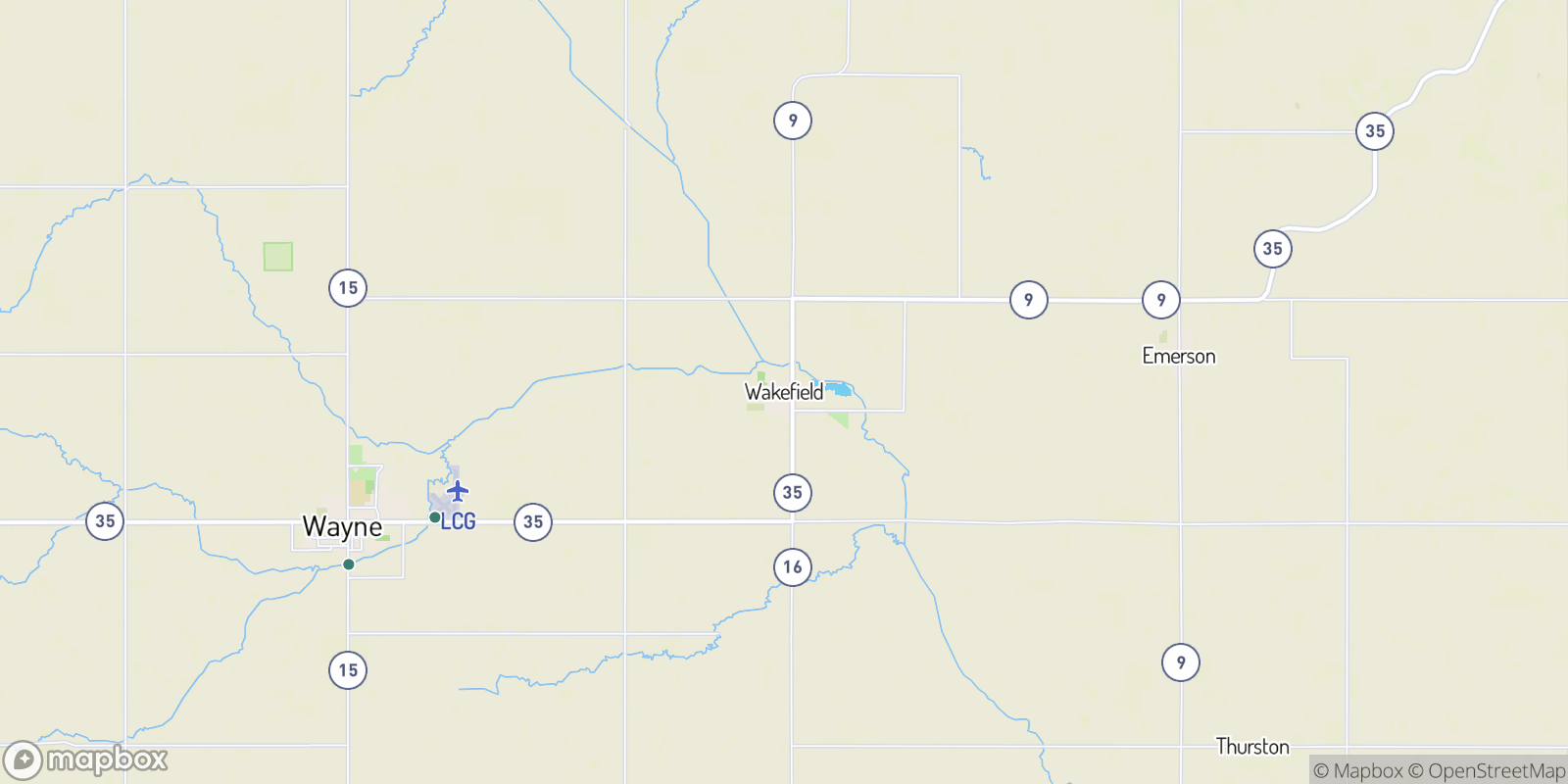 The best camping near Saint Johns Trailer Court, Nebraska