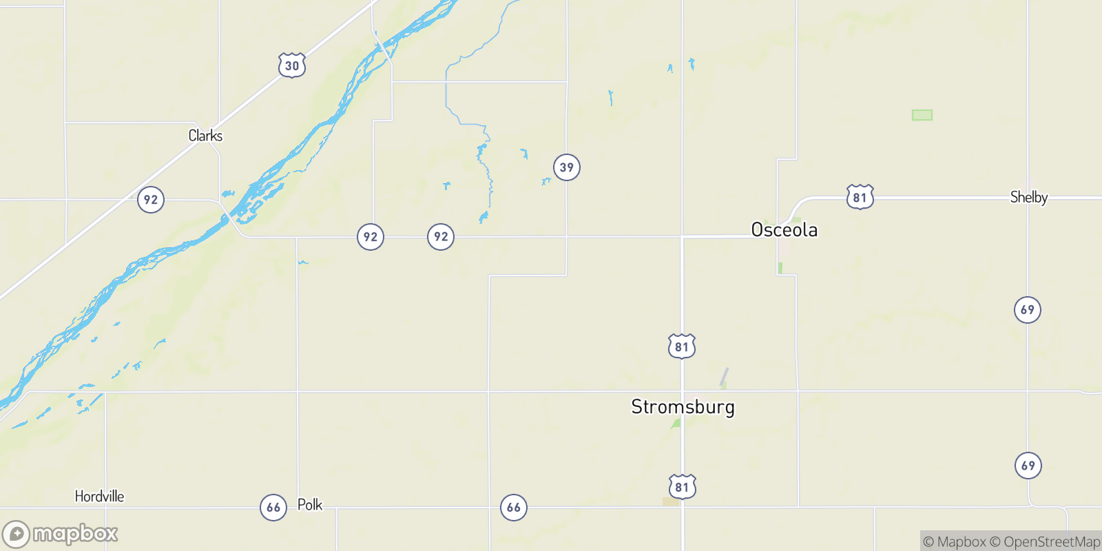 The best camping near Swedehome, Nebraska