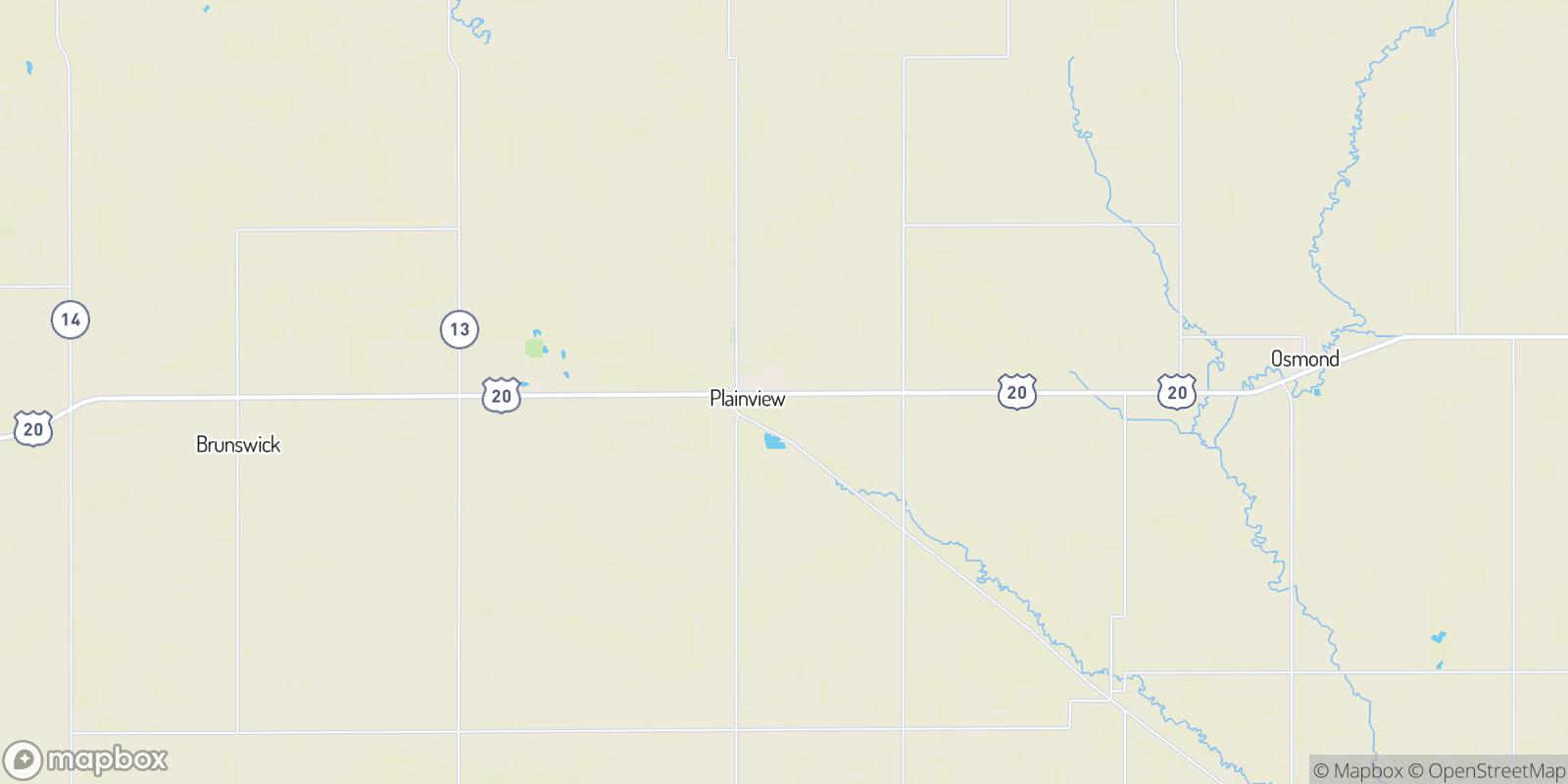 The best camping near East End Tailer Court, Nebraska
