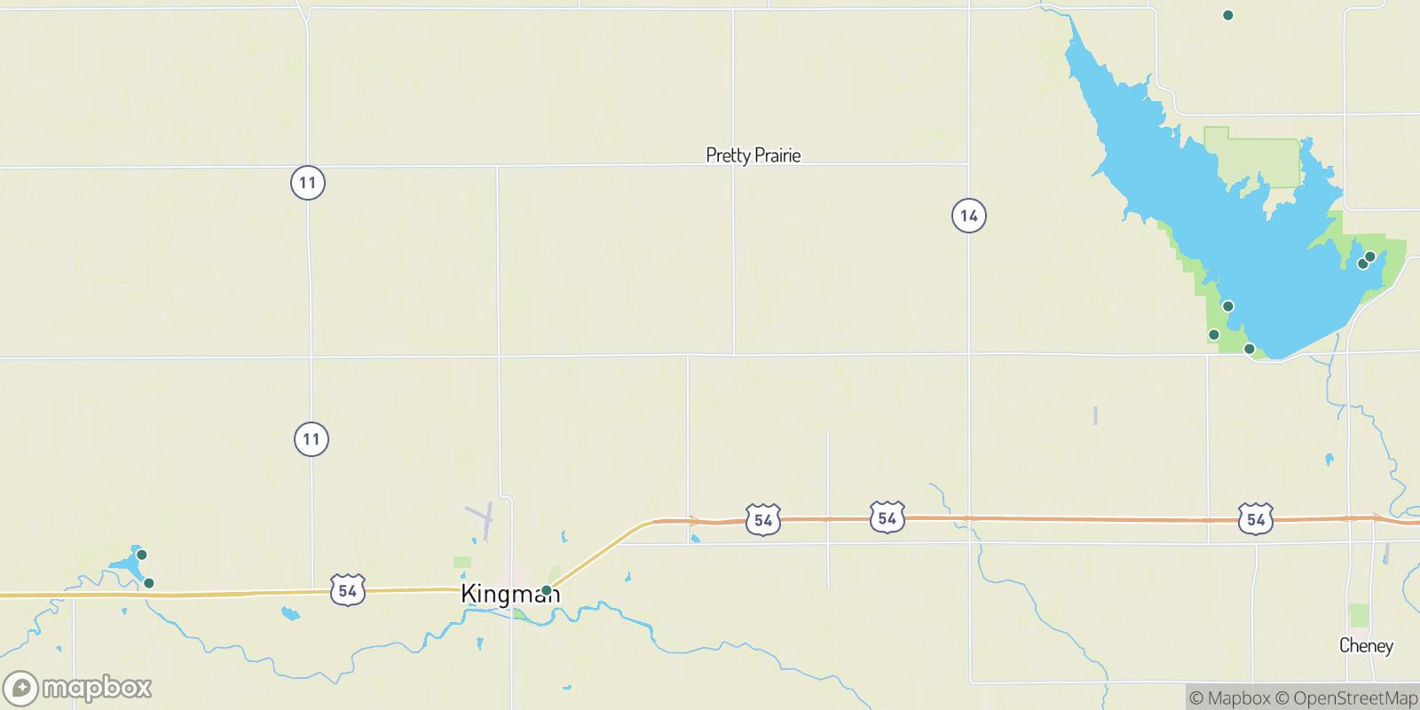 The best camping near Varner, Kansas