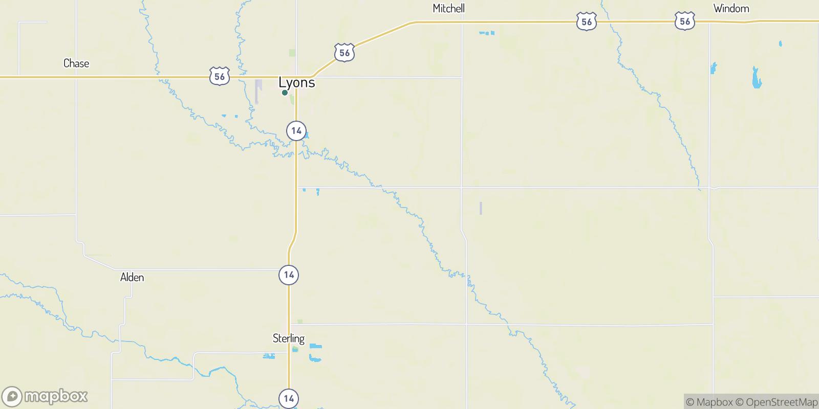 The best camping near Saxman, Kansas