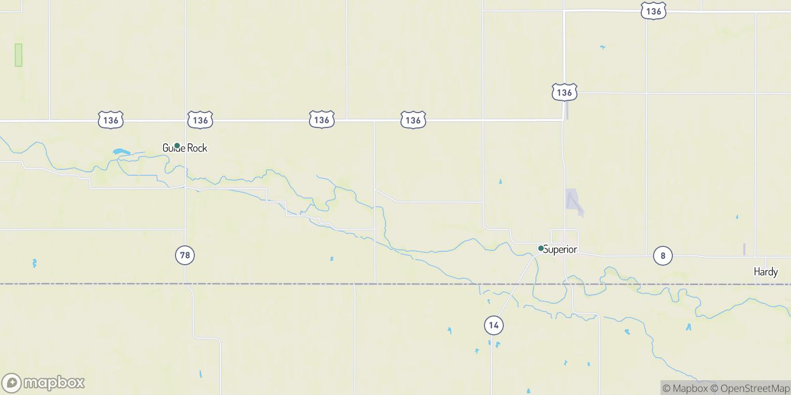 The best camping near Bostwick, Nebraska