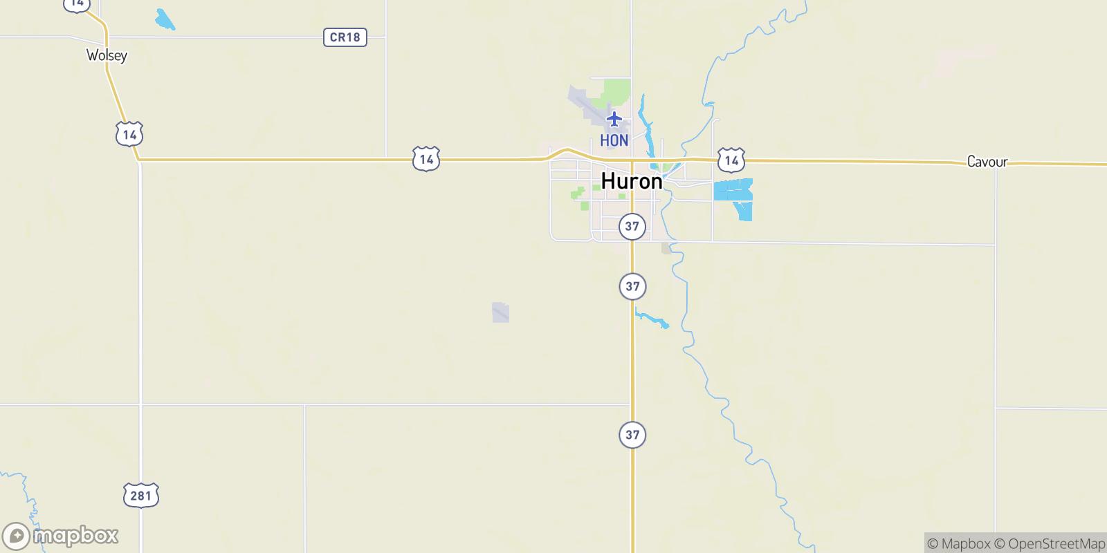 The best camping near Prairie Villa Mobile Court, South Dakota