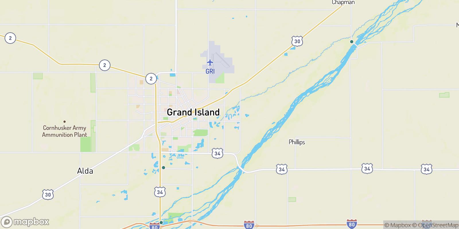The best camping near Kuesters Lake, Nebraska