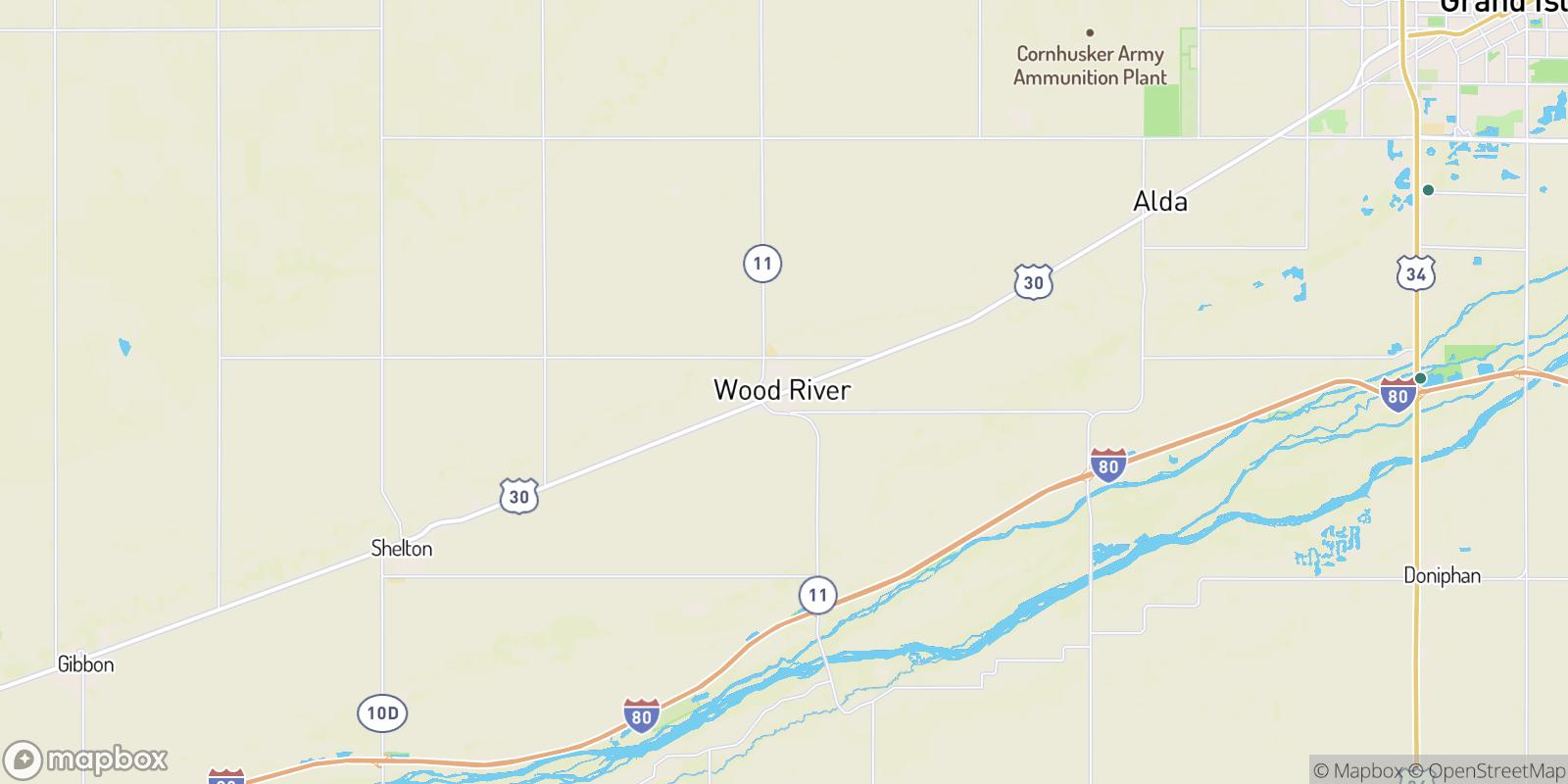 The best camping near Woodriver Valley Mobile Park, Nebraska