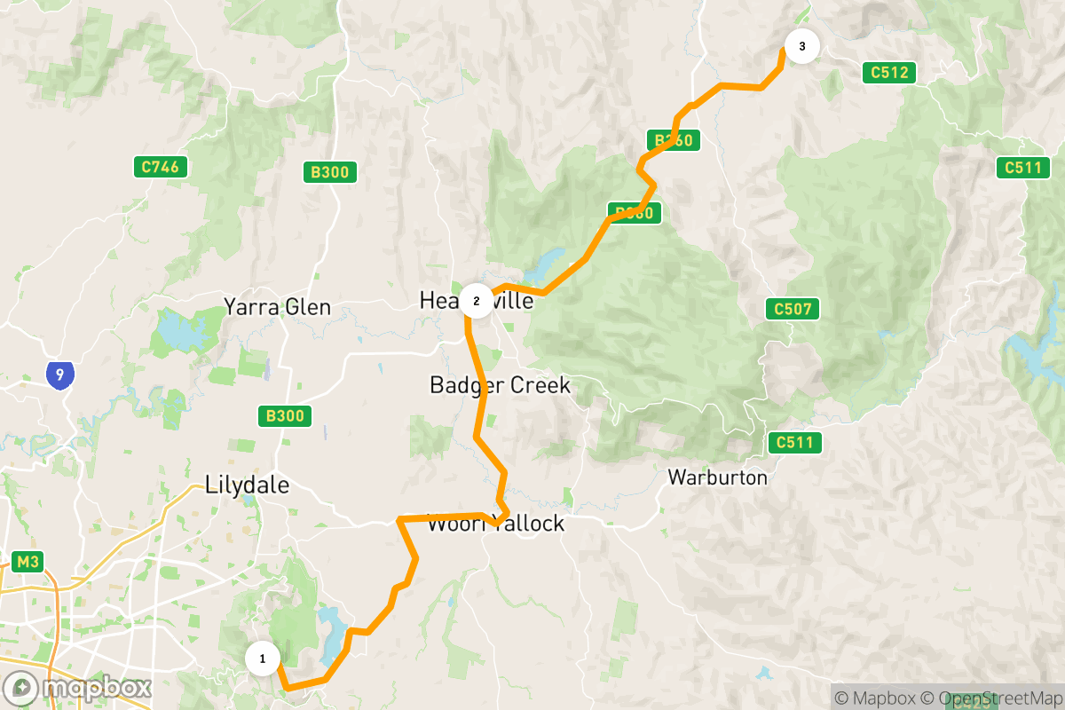 3 days in the Yarra Valley