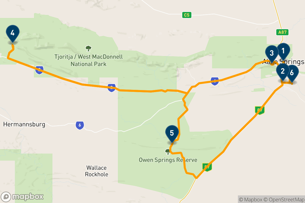 Unexpected Alice Springs: a 4-day itinerary