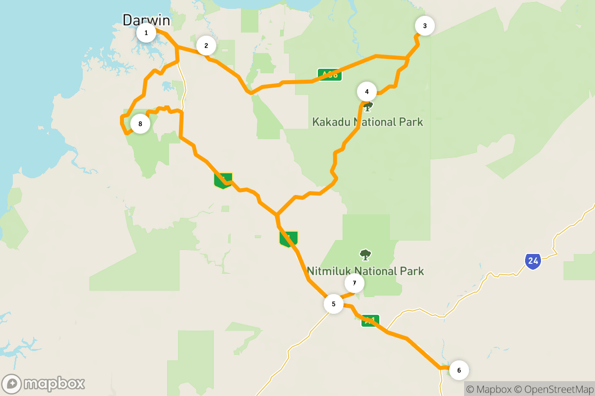 Nature's Way: 7-day road trip to Kakadu and Litchfield