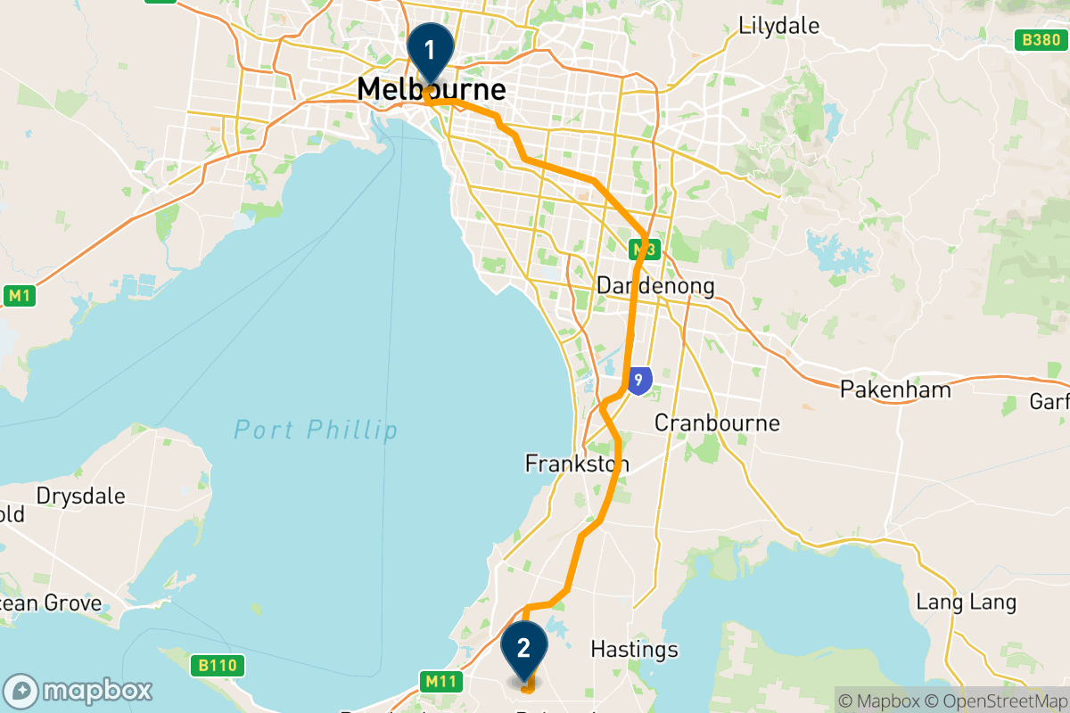 3 days in Melbourne