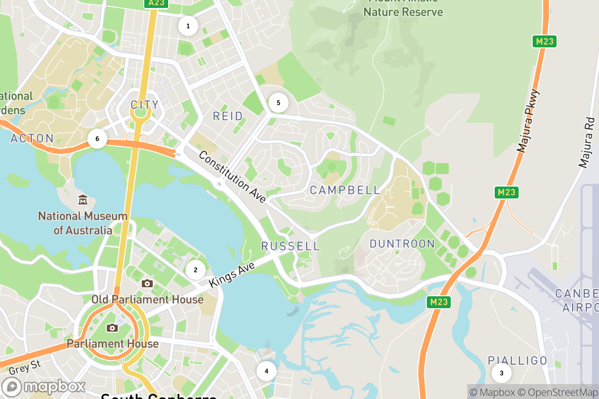 From sunrise to sunset: Explore Canberra in a day