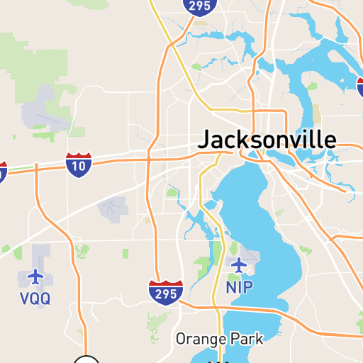 32216 Zip Code Map.Best Cell Phone Carriers Coverage In Jacksonville Whistleout