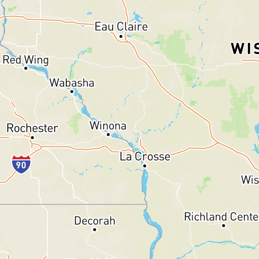 Best Cell Phone Coverage In Wisconsin WhistleOut - Verizon coverage map wisconsin