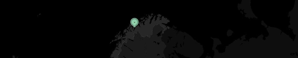 Mapbox Map of 20.36,69.71
