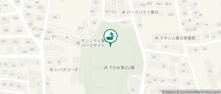 下白水第2公園 福岡県春日市の避難場所 - Yahoo!天気・災害