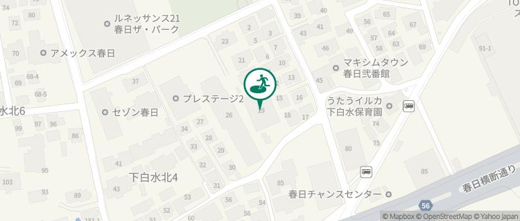 下白水北コミュニティ供用施設 福岡県春日市の避難場所 - Yahoo!天気・災害