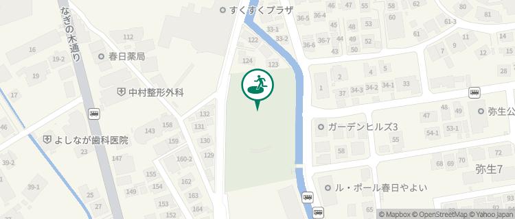 須玖南親水公園 福岡県春日市の避難場所 - Yahoo!天気・災害