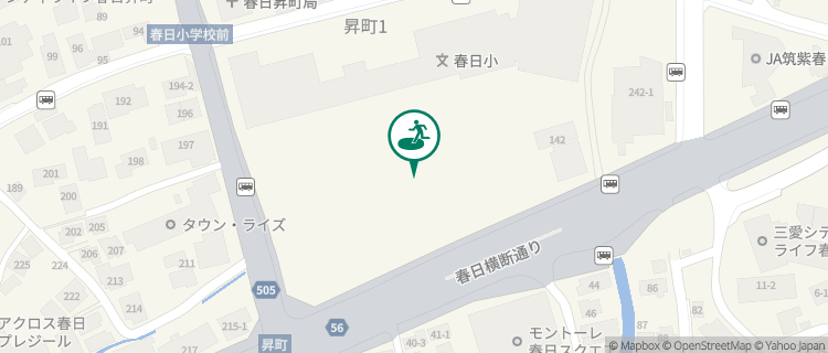 春日小学校グラウンド 福岡県春日市の避難場所 - Yahoo!天気・災害
