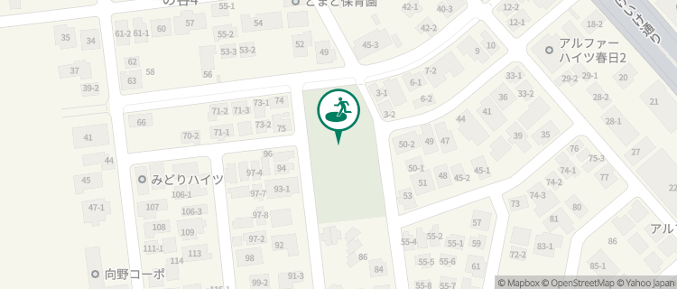 一の谷第1公園 福岡県春日市の避難場所 - Yahoo!天気・災害
