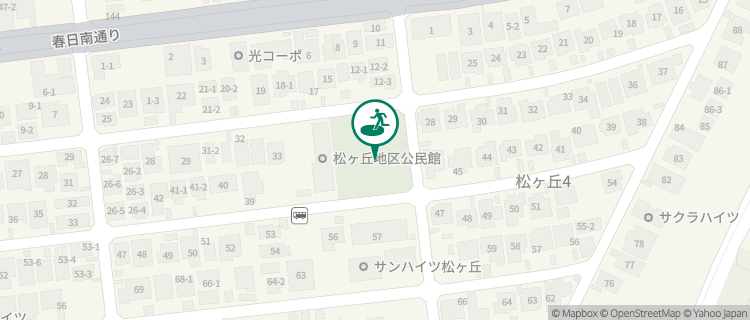 松ヶ丘南公園 福岡県春日市の避難場所 - Yahoo!天気・災害