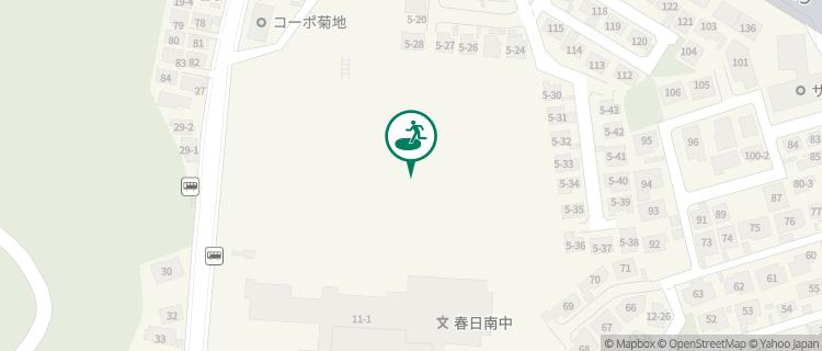 春日南中学校グラウンド 福岡県春日市の避難場所 - Yahoo!天気・災害