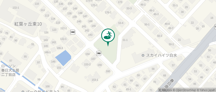 紅葉ヶ丘第4公園 福岡県春日市の避難場所 - Yahoo!天気・災害