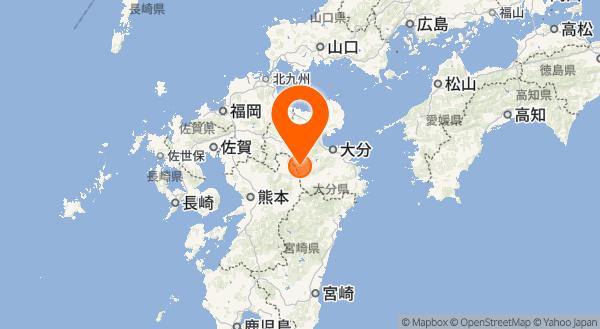 九重山の地図情報