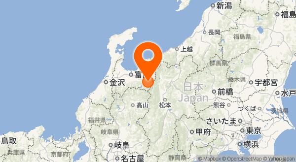 弥陀ヶ原の地図情報