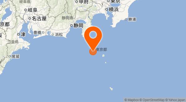 神津島の地図情報