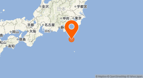 三宅島の地図情報