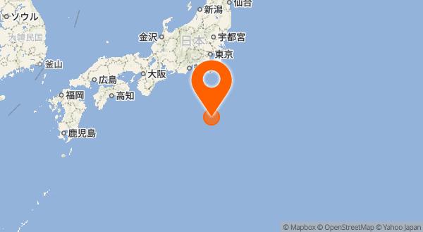 青ヶ島の地図情報