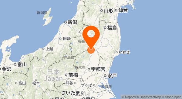 那須岳の地図情報