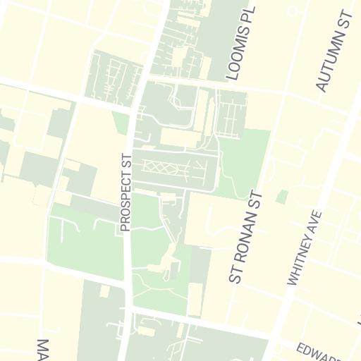 Campus Map | Yale University